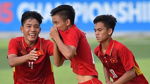 Hôm nay, U16 Việt Nam ra quân ở giải châu Á ảnh 1