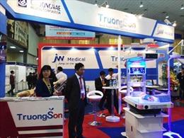280 gian trưng bày sản phẩm tham dự Vietnam Medipharm Expo-2018 ảnh 1