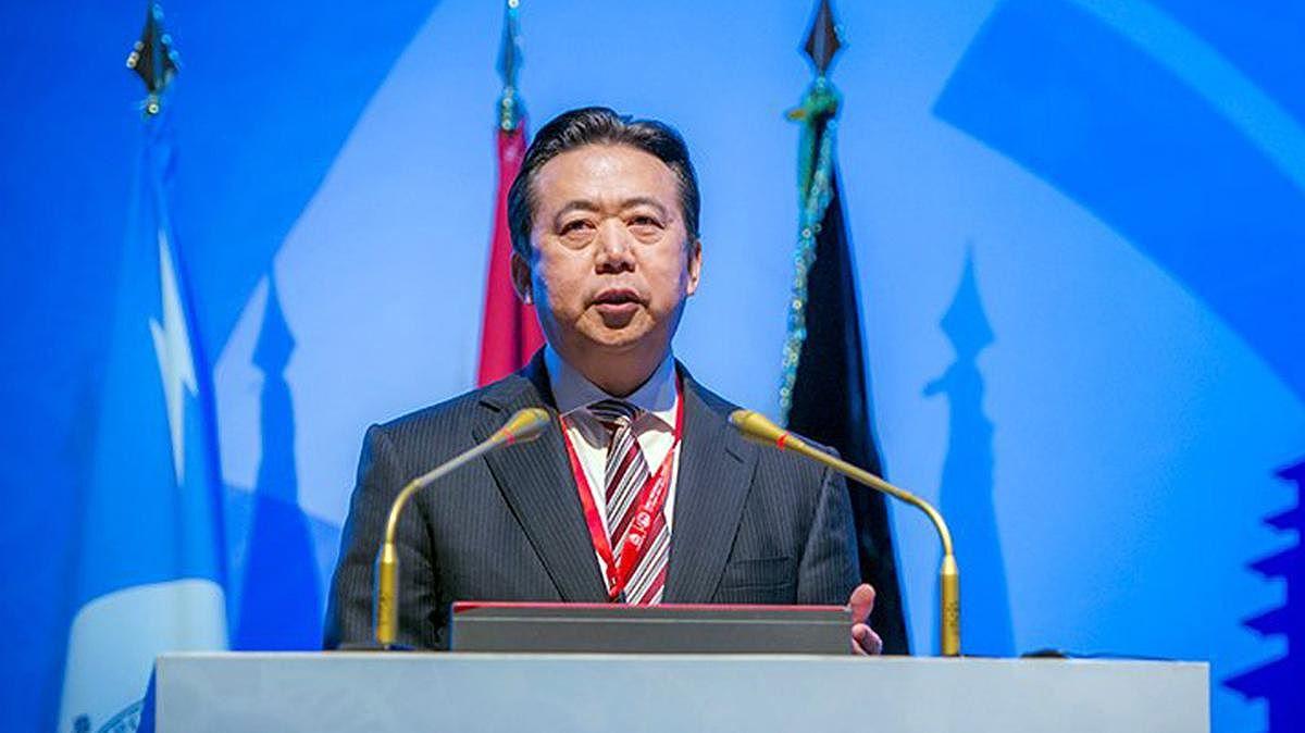 Bộ Công an Trung Quốc lên tiếng về vụ bắt giữ 'sếp' Interpol Ảnh 1