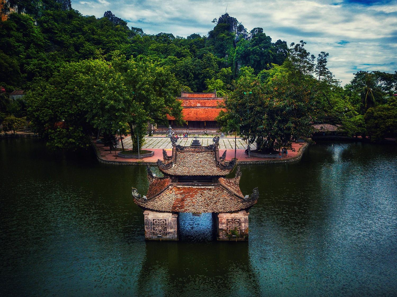 Những ao, hồ, sông ngòi độc đáo ở Hà Nội Ảnh 15