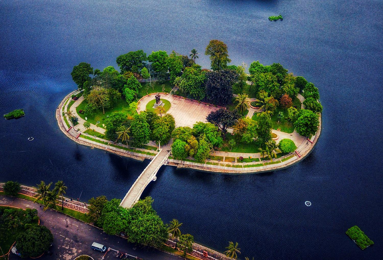 Những ao, hồ, sông ngòi độc đáo ở Hà Nội Ảnh 6