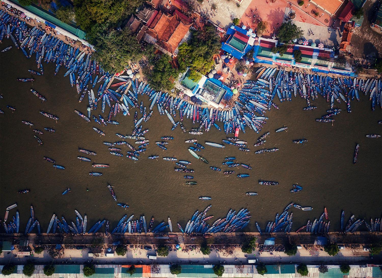 Những ao, hồ, sông ngòi độc đáo ở Hà Nội Ảnh 13