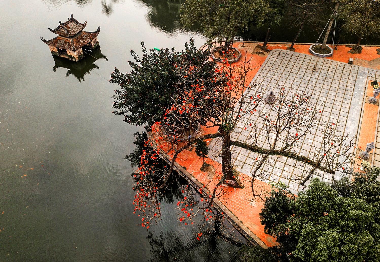 Những ao, hồ, sông ngòi độc đáo ở Hà Nội Ảnh 16