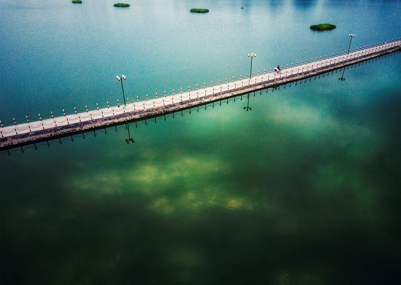 Những ao, hồ, sông ngòi độc đáo ở Hà Nội Ảnh 11