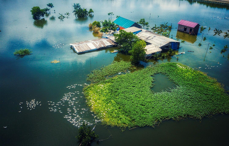 Những ao, hồ, sông ngòi độc đáo ở Hà Nội Ảnh 10