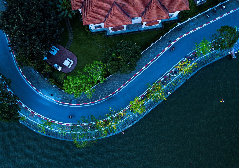 Những ao, hồ, sông ngòi độc đáo ở Hà Nội Ảnh 4