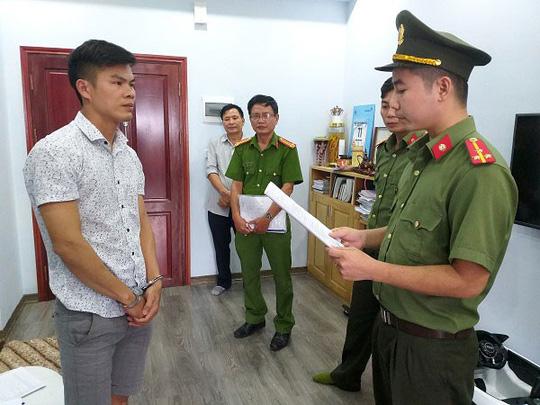 Bắt đối tượng đưa người đi Đài Loan trái phép Ảnh 1