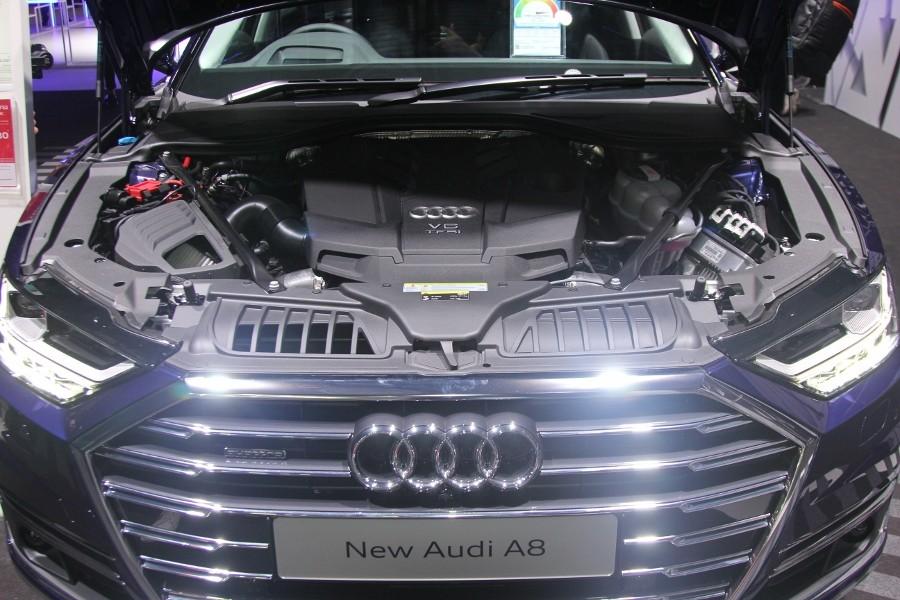 Cận cảnh Audi A8L 2018 phiên bản kéo dài giá hơn 7 tỷ đồng Ảnh 6
