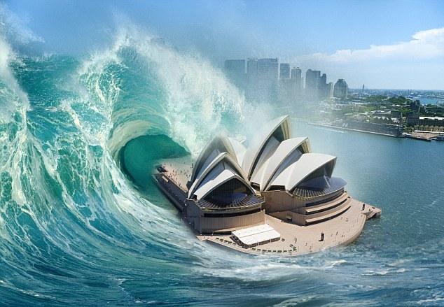 Chuyên gia cảnh báo Australia sẽ phải đối mặt với sóng thần cao tới 60 m Ảnh 1