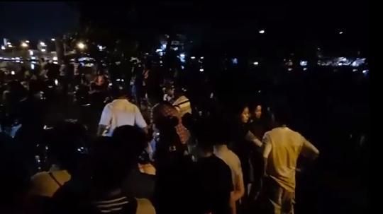 TP HCM: Nam thanh niên bị ép xe, chém tử vong giữa đường Ảnh 2
