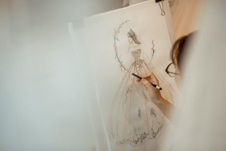 NTK Phương Linh tất bật với Calla Show - 'khu vườn váy cưới' được mong chờ nhất năm 2018 Ảnh 3