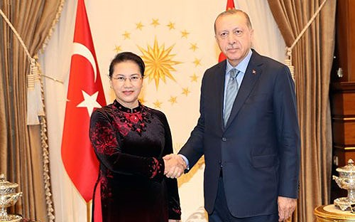 Chủ tịch Quốc hội kết thúc chuyến công tác dự MSEAP 3, thăm Thổ Nhĩ Kỳ Ảnh 1