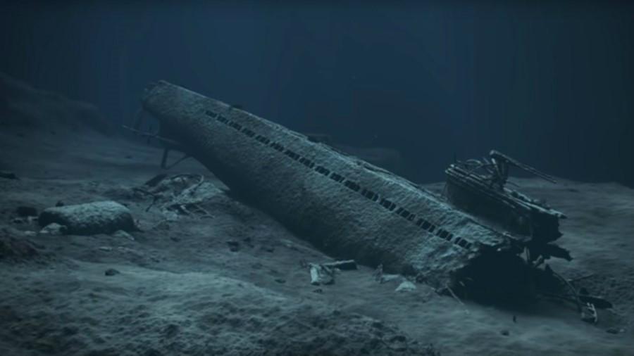 Chôn lấp tàu ngầm phát xít Đức dưới đáy biển để ngăn rò rỉ chất độc Ảnh 1