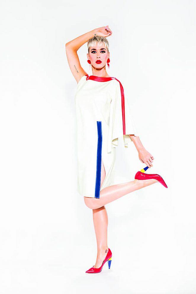 Katy Perry diện 'cây hồng' xinh như búp bê Barbie Ảnh 15