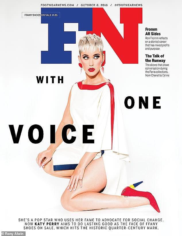 Katy Perry diện 'cây hồng' xinh như búp bê Barbie Ảnh 12