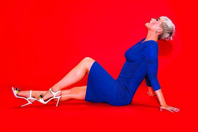Katy Perry diện 'cây hồng' xinh như búp bê Barbie Ảnh 13