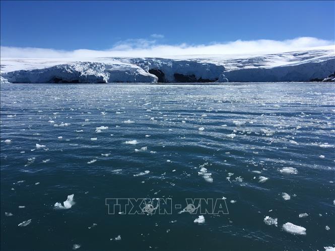 Băng ở Nam Cực đang tan nhanh hơn so với dự báo khoa học Ảnh 1