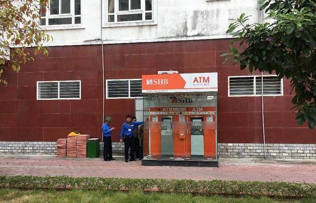 Khởi tố vụ án cài 10 thỏi mìn trong cây ATM ở Quảng Ninh Ảnh 1