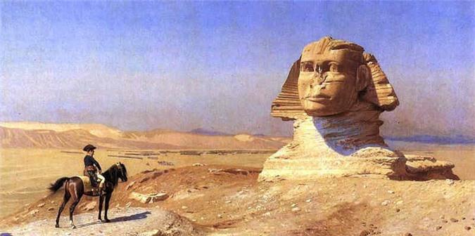 Napoleon bị 'ma ám' khi qua đêm trong kim tự tháp Ai Cập? Ảnh 2