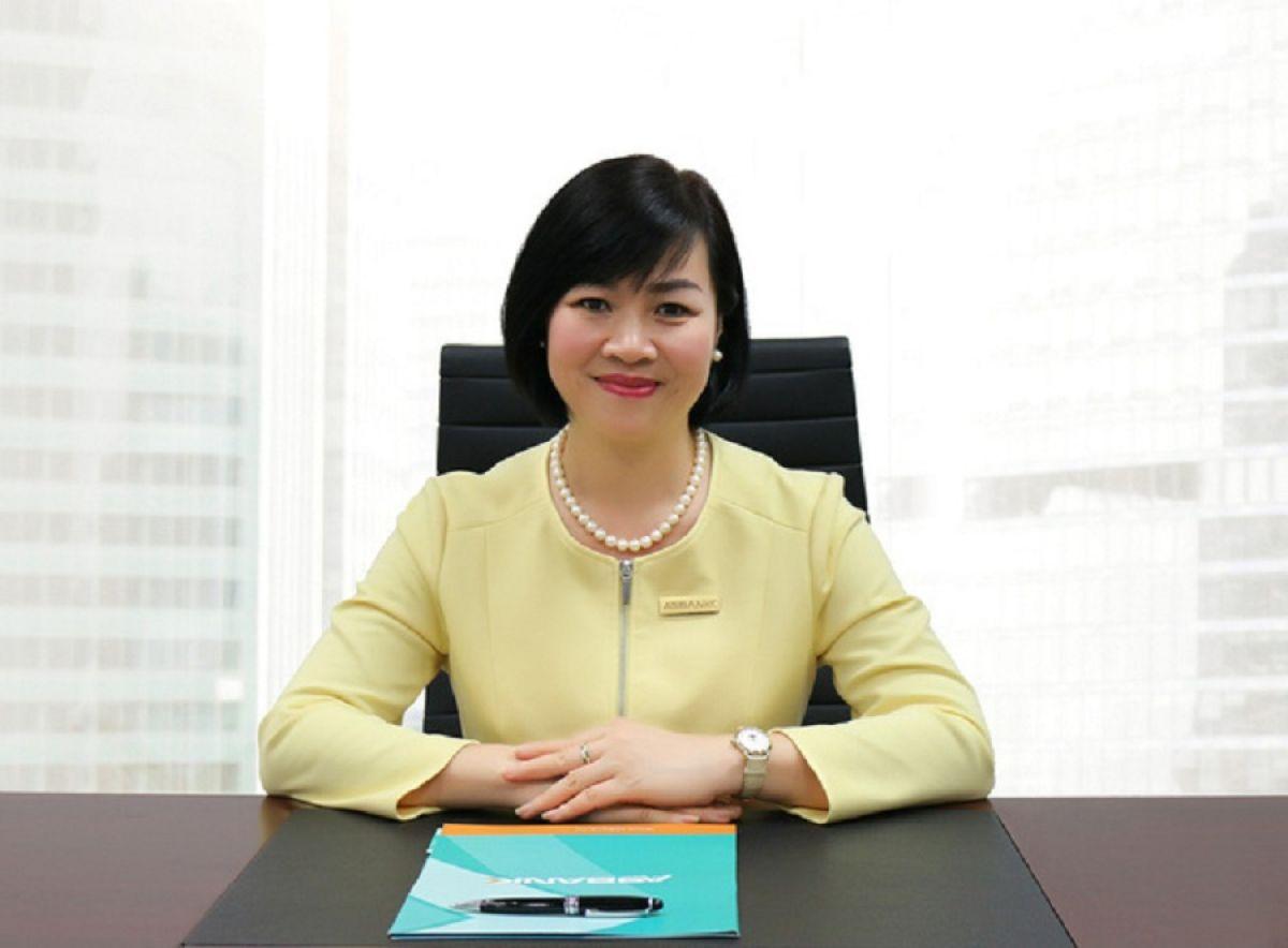 Từ 18/10, Bà Dương Thị Mai Hoa sẽ không còn là Tổng giám đốc tại ABBANK Ảnh 1