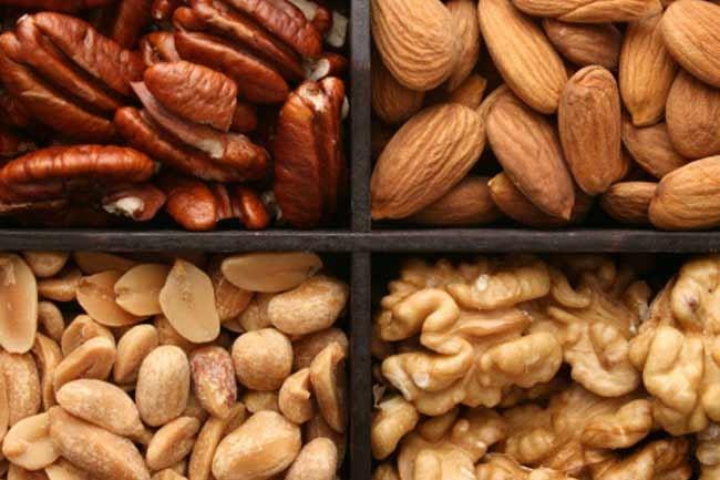 Ăn những loại hạt này thường xuyên giúp bạn sống lâu hơn Ảnh 1