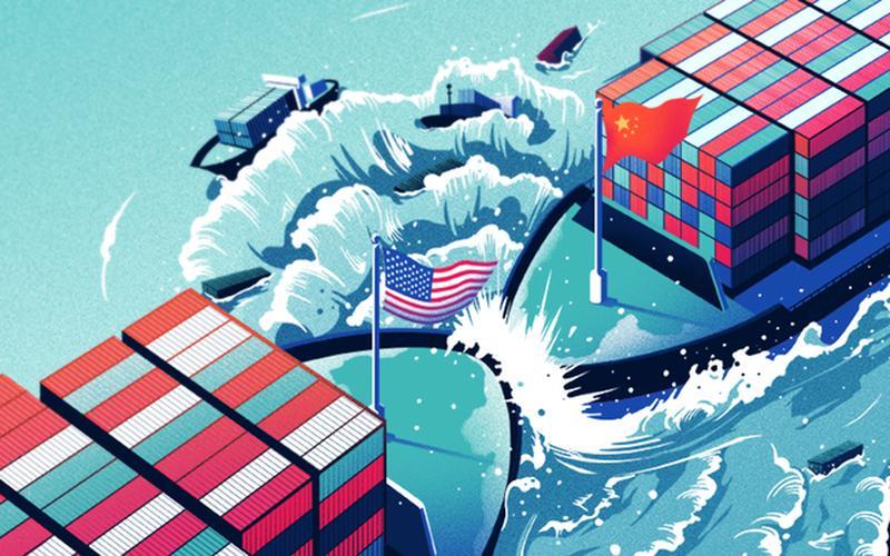 Mỹ - Trung đối đầu thương mại: Rủi ro nào ập đến DN Việt? Ảnh 2