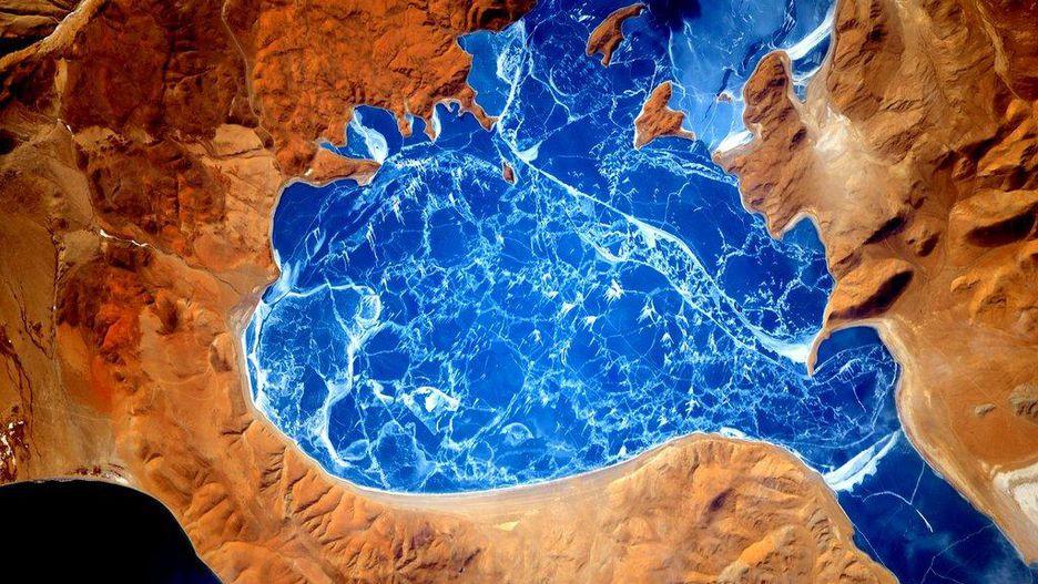Hình ảnh Trái Đất đẹp khó tin nhìn từ trạm không gian ISS Ảnh 6