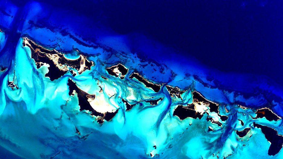 Hình ảnh Trái Đất đẹp khó tin nhìn từ trạm không gian ISS Ảnh 4