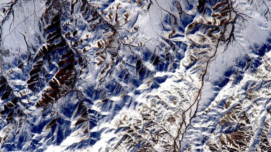 Hình ảnh Trái Đất đẹp khó tin nhìn từ trạm không gian ISS Ảnh 9