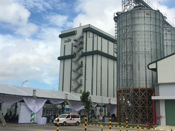 Cargill khánh thành nhà máy thức ăn chăn nuôi lớn nhất Việt Nam Ảnh 1