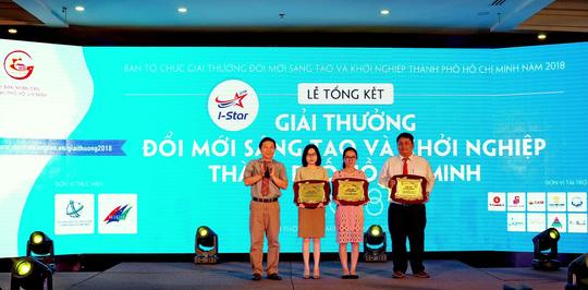 Giải thưởng I-Star 2018 thúc đẩy đổi mới sáng tạo Ảnh 1