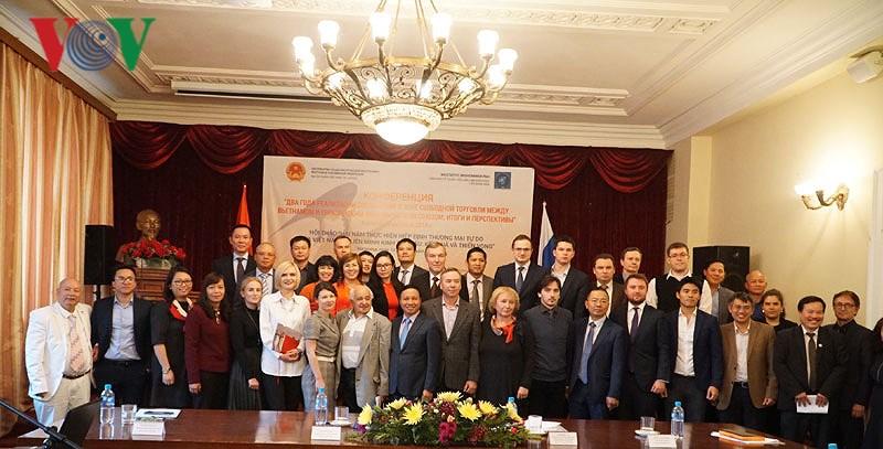 Cần thúc đẩy hơn nữa Hiệp định thương mại tự do EAEU Ảnh 3