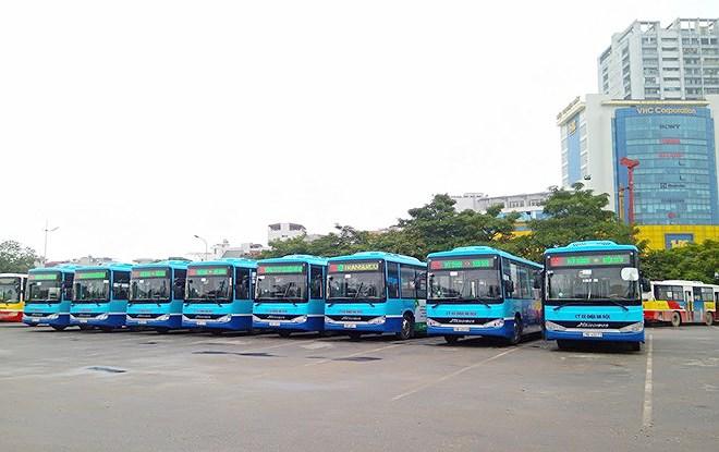 Thêm tuyến xe buýt sân bay Nội Bài - trung tâm Hà Nội Ảnh 1