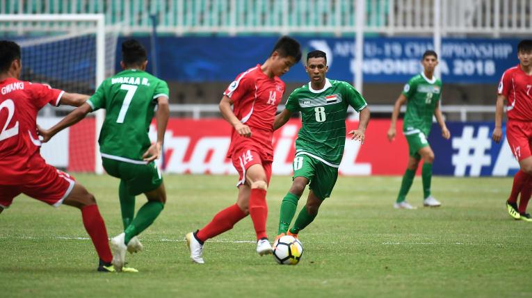 Kết quả giải U19 châu Á 2018 ngày 22.10: U19 CHDCND Triều Tiên gây sốc Ảnh 1