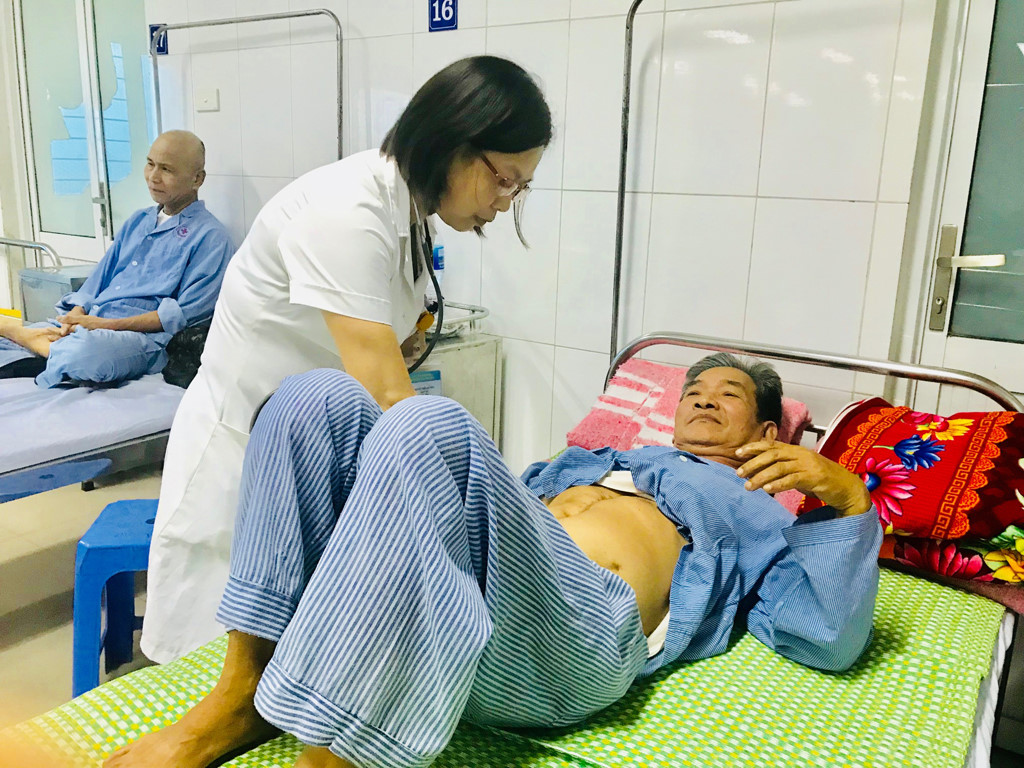 Điều trị ung thư toàn diện ngay tại 'tỉnh lẻ' Ảnh 2