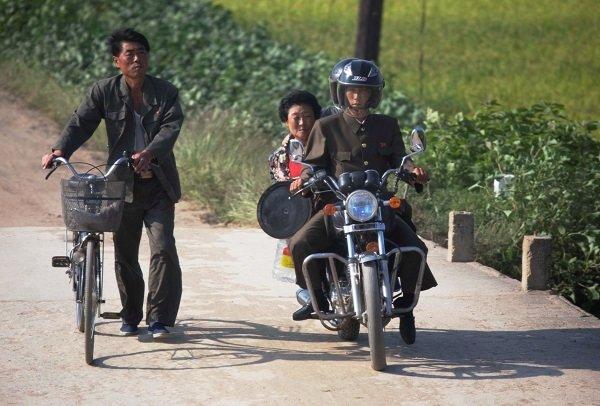Hình ảnh chân thực về cuộc sống ở ngoại ô Bình Nhưỡng Ảnh 12