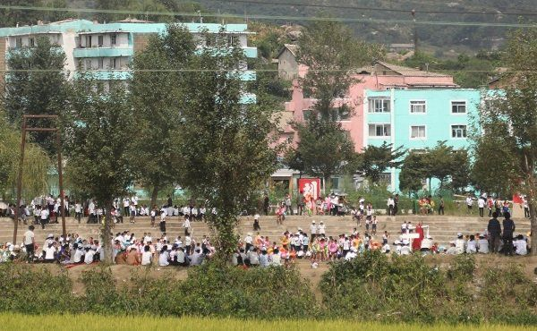 Hình ảnh chân thực về cuộc sống ở ngoại ô Bình Nhưỡng Ảnh 16