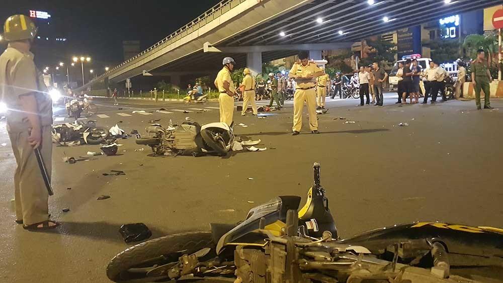 Nữ doanh nhân lái BMW gây tai nạn đối diện mức án 3 - 15 năm tù Ảnh 2