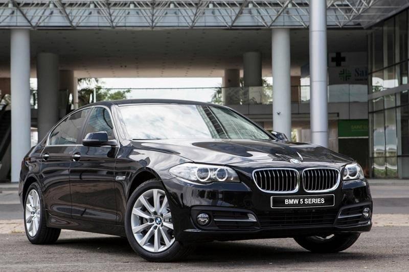 BMW 5 Series gây tai nạn liên hoàn an toàn cỡ nào? Ảnh 1