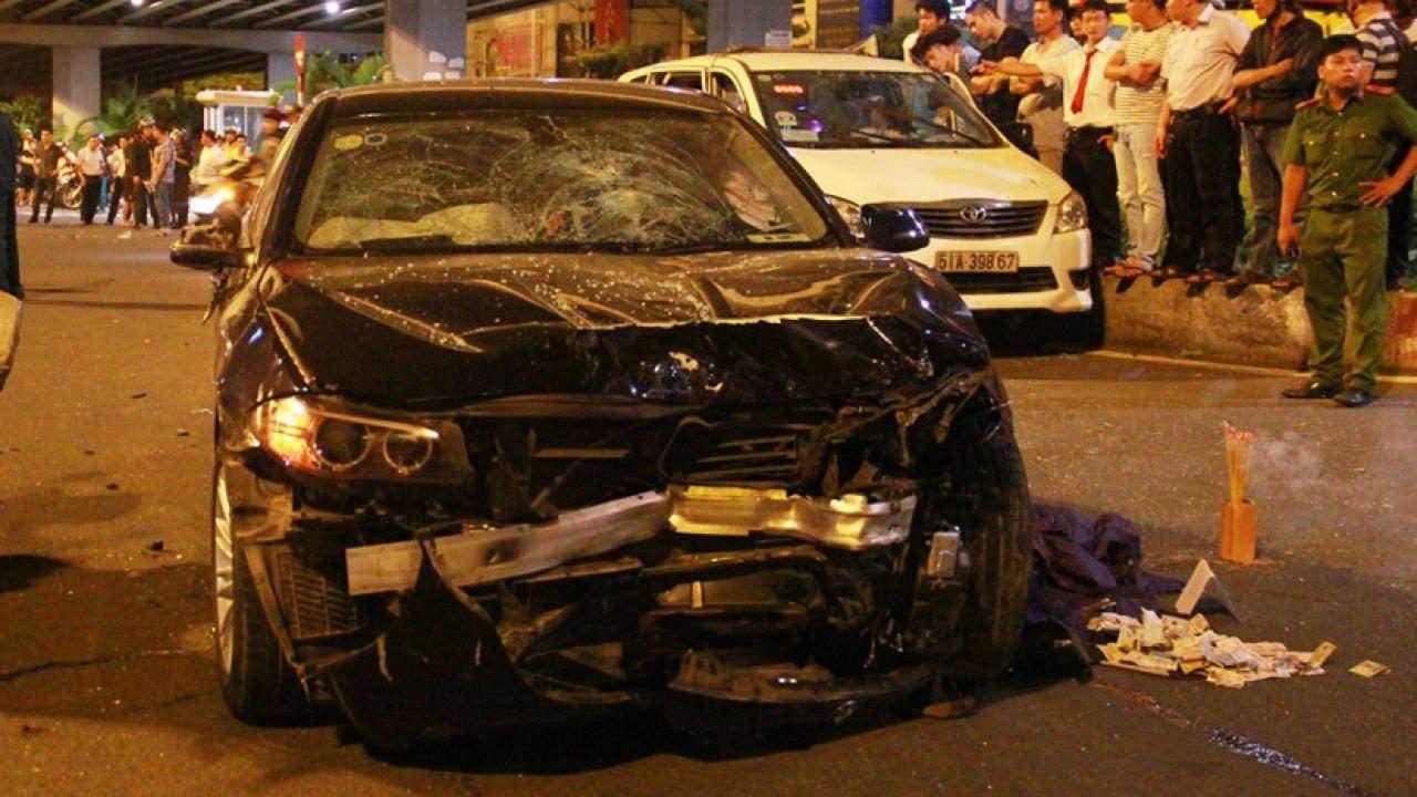BMW 5 Series gây tai nạn liên hoàn an toàn cỡ nào? Ảnh 2
