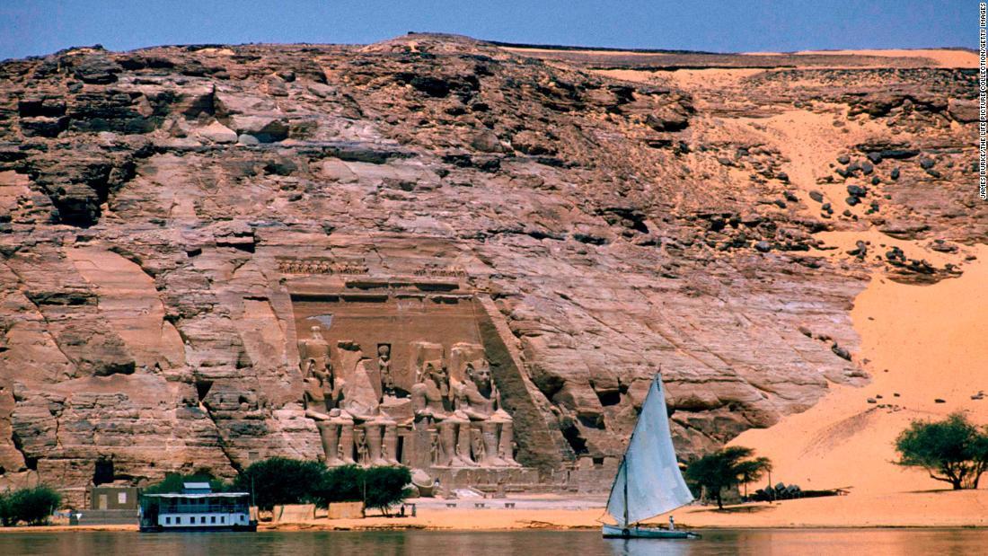 Con đập lớn nhất châu Phi đe dọa an ninh nguồn nước dòng sông Nile Ảnh 3