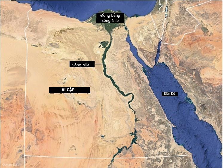 Con đập lớn nhất châu Phi đe dọa an ninh nguồn nước dòng sông Nile Ảnh 1