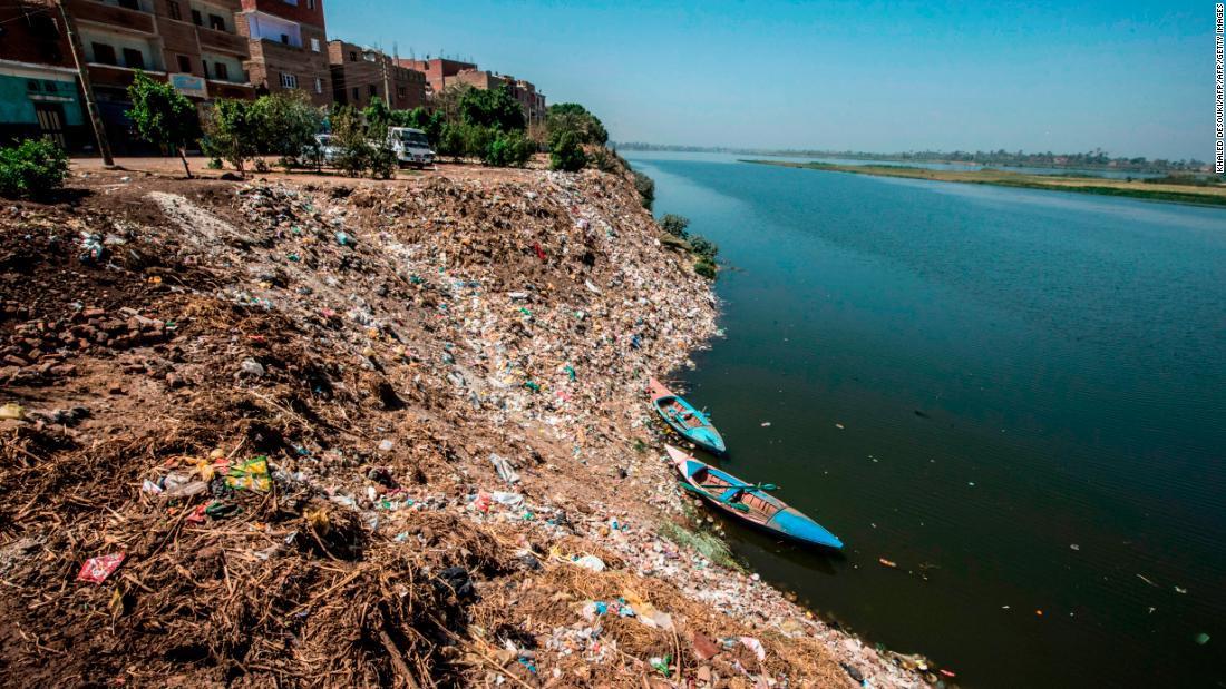 Con đập lớn nhất châu Phi đe dọa an ninh nguồn nước dòng sông Nile Ảnh 10