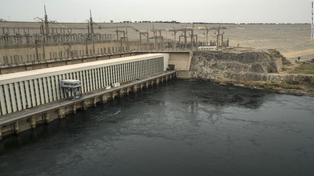 Con đập lớn nhất châu Phi đe dọa an ninh nguồn nước dòng sông Nile Ảnh 11