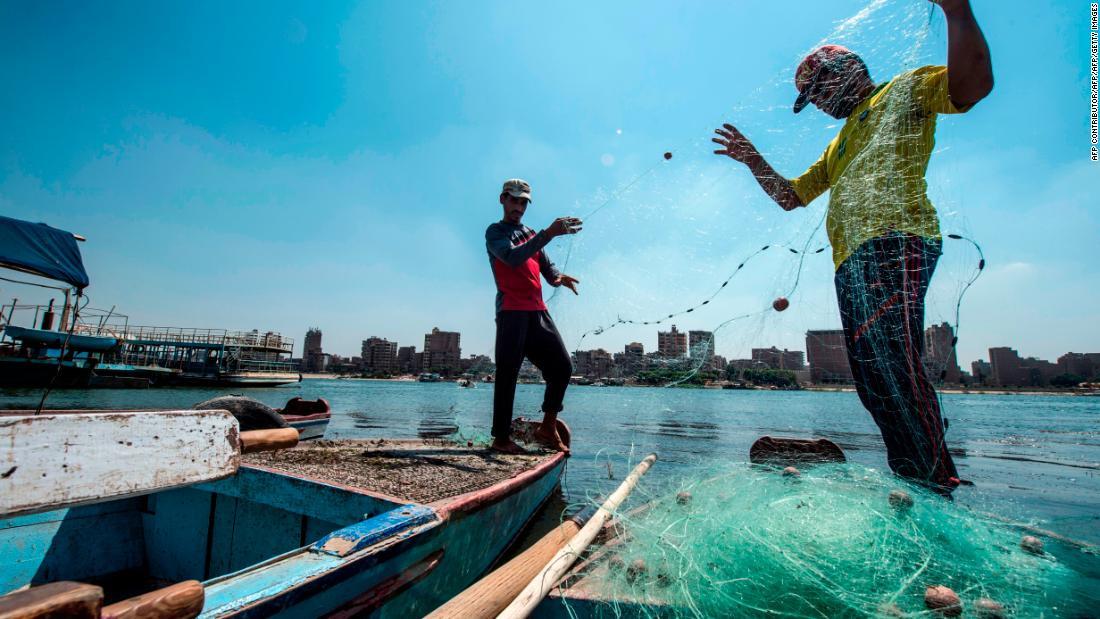 Con đập lớn nhất châu Phi đe dọa an ninh nguồn nước dòng sông Nile Ảnh 7