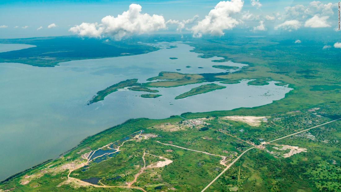 Con đập lớn nhất châu Phi đe dọa an ninh nguồn nước dòng sông Nile Ảnh 4