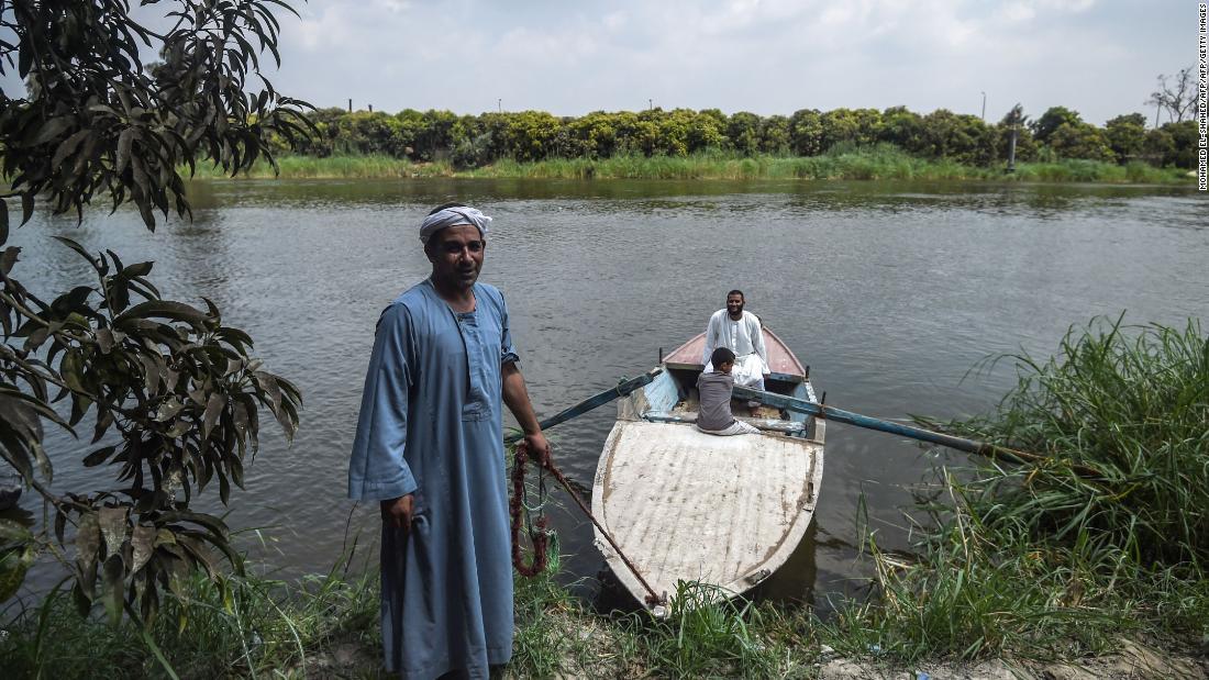 Con đập lớn nhất châu Phi đe dọa an ninh nguồn nước dòng sông Nile Ảnh 6
