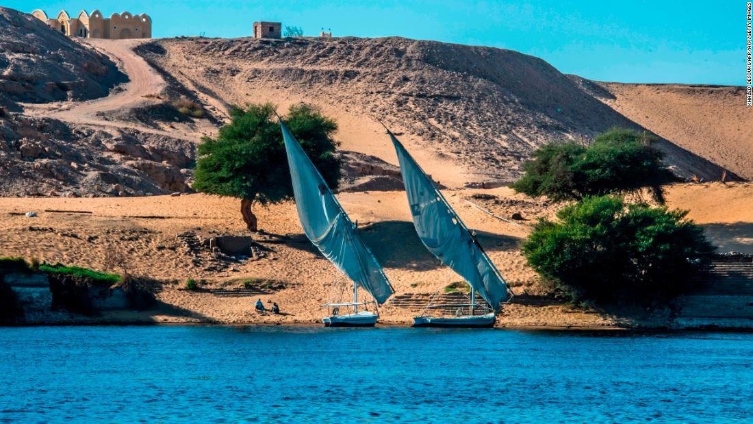 Con đập lớn nhất châu Phi đe dọa an ninh nguồn nước dòng sông Nile Ảnh 8
