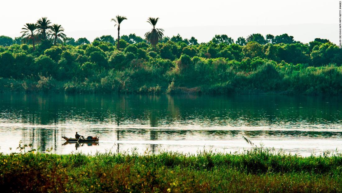 Con đập lớn nhất châu Phi đe dọa an ninh nguồn nước dòng sông Nile Ảnh 5