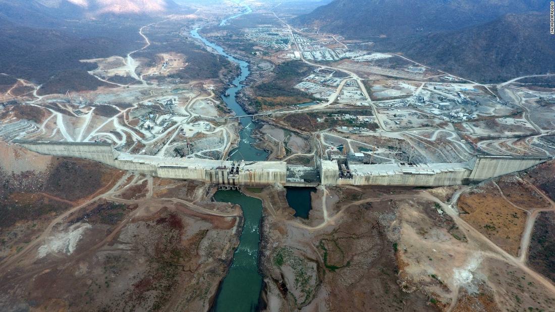 Con đập lớn nhất châu Phi đe dọa an ninh nguồn nước dòng sông Nile Ảnh 2